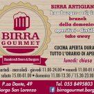 BIRRA GOURMET