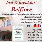 BED & BREAKFAST BELFIORE
