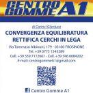 CENTRO GOMME A1