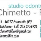 STUDIO ODONTOIATRICO CHIMETTO - FILICE