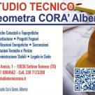 STUDIO TECNICO GEOMETRA CORA' ALBERTO