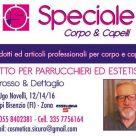 SPECIALE CORPO & CAPELLI