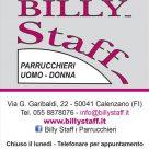 BILLY STAFF