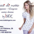 BACI DI NOTTE BY ISIDE