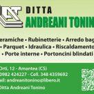 DITTA ANDREANI TONINO