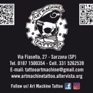 ART MACHINE TATTOO