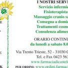 FARMACIA DI CASTELCUCCO