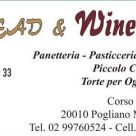 BREAD & WINE 33