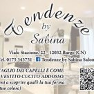 TENDENZE BY SABINA