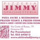 PIZZERIA JIMMY