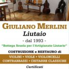 GIULIANO MERLINI LIUTAIO
