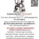 TRATTORIA BOTTINI