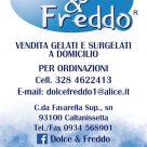 DOLCE & FREDDO