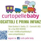 CURTO PELLE BABY