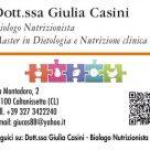 DOTT.SSA GIULIA CASINI