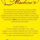 I MACHINE'S