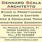 GENNARO SCALA ARCHITETTO