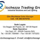 RICCHEZZA TRADING GROUP