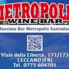 METROPOLIS WINE BAR