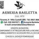 ARMERIA BARLETTA