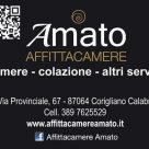 AMATO AFFITTACAMERE