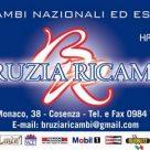 BRUZIA RICAMBI
