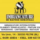 MD IMBIANCATURE