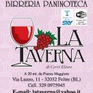 Birreria Paninoteca LA TAVERNA