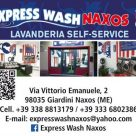 EXPRESS WASH NAXOS