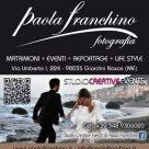 PAOLA FRANCHINO - STUDIO CREATIVE EVENTS