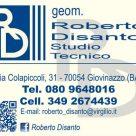 GEOM. ROBERTO DISANTO STUDIO TECNICO