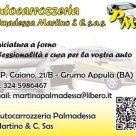 AUTOCARROZZERIA PALMADESSA MARTINO & C.