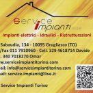 SERVICE IMPIANTI