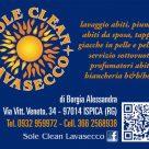 SOLE CLEAN LAVASECCO