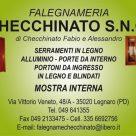FALEGNAMERIA CHECCHINATO