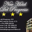 NEW HOTEL DEL PROGRESSO