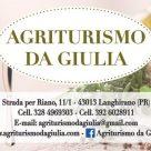 AGRITURISMO DA GIULIA