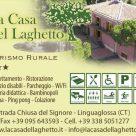 LA CASA DEL LAGHETTO