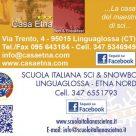 SCUOLA ITALIANA SCI & SNOWBOARD LINGUAGLOSSA - ETNA NORD