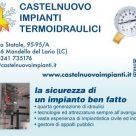 CASTELNUOVO  IMPIANTI TERMOIDRAULICI