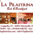 LA PILASTRINA BED & BREAKFAST