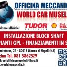 OFFICINA MECCANICA WORLD CAR MUSELLA