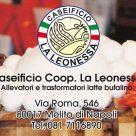 CASEIFICIO COOP. LA LEONESSA
