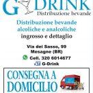 G DRINK