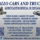 RALLO CARS AND TRUCKS