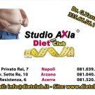 STUDIO AXIA YOURS DIET CLUB
