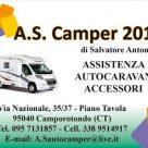 A.S. CAMPER 2012