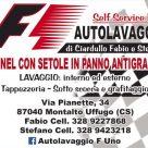 F1 AUTOLAVAGGIO