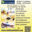 STUDIO NUTRILAB DOTT. F. GARRITANO