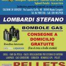 LOMBARDI STEFANO BOMBOLE GAS - PELLETS